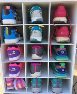 kept sneakers